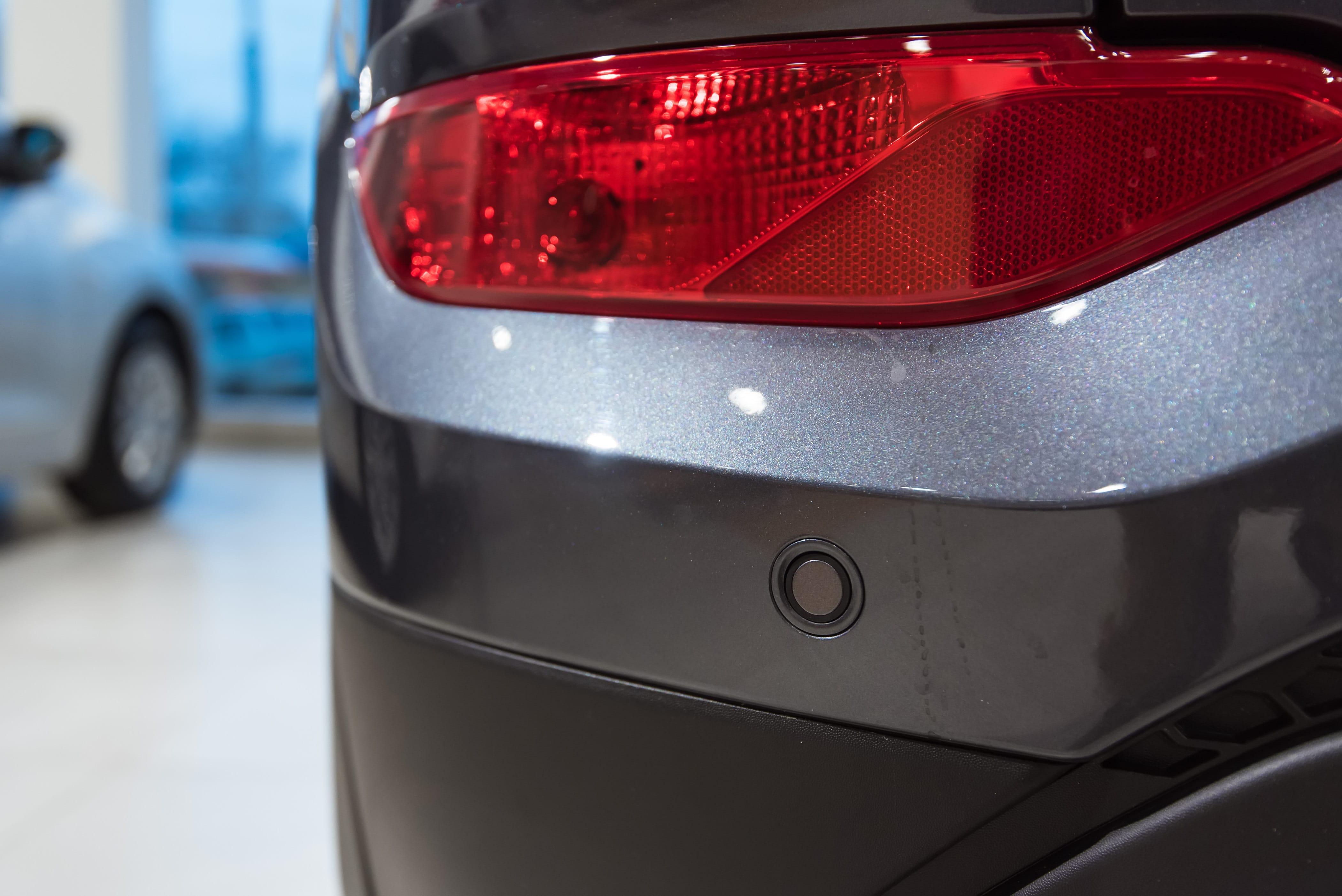 shutterstock 525229405 - Parking Sensors