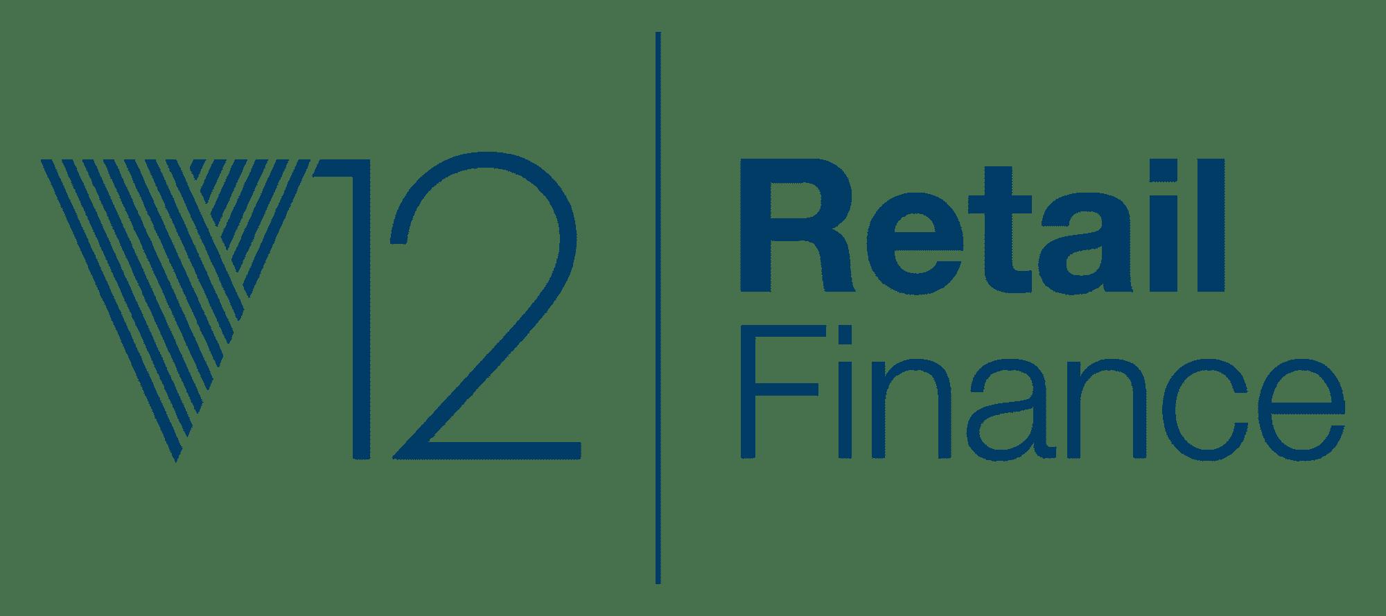 V12 RetalFinance Logo Blue - Finance